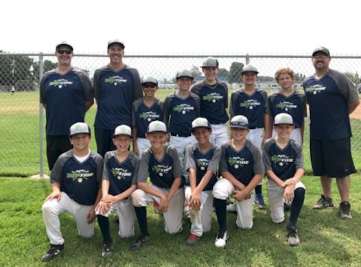 baseball fundraising - Riptide 2020