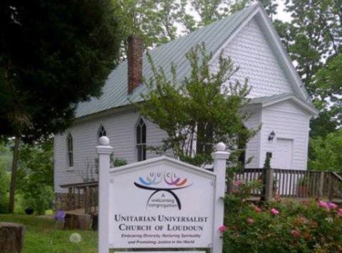 church & faith fundraising - UUCL Holiday GREEN$