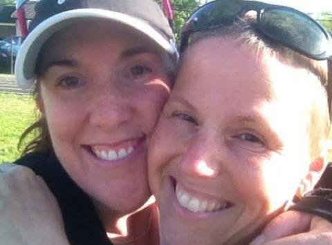 Karen's Ride to conquer cancer 2019