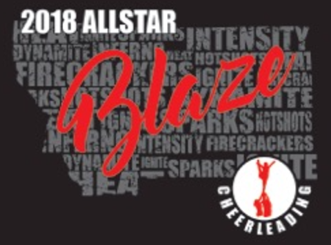 sports teams, athletes & associations fundraising - 2018 Blaze Cheer Fundraiser