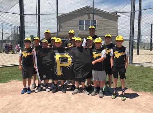 baseball fundraising - Peru Tigers 12U
