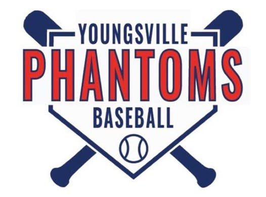 sports teams, athletes & associations fundraising - Youngsville Phantoms