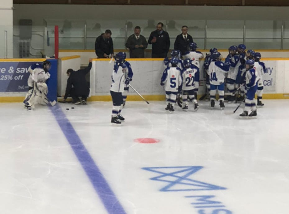 Sudbury Minor Pewee AAA Wolves