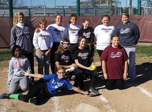 softball fundraising - Junior Maroons