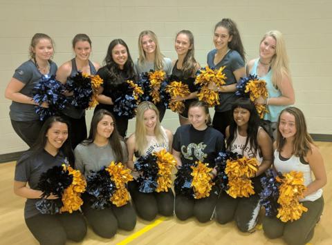 dance fundraising - Drexel Dance Team