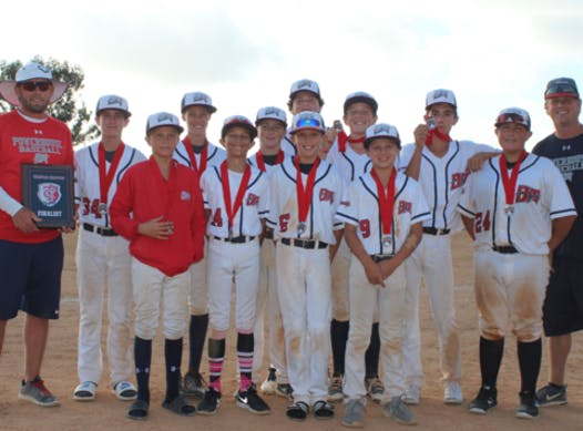 baseball fundraising - Del Mar Powerhouse 13u 2018-2019