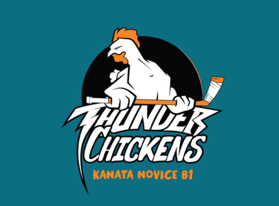 Thunder Chickens - Kanata Novice B1