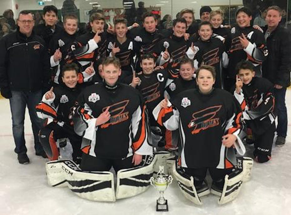Saskatoon Flyers Warriors
