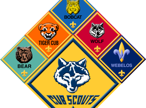scouts fundraising - Pack 484