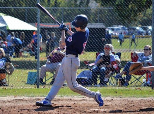 baseball fundraising - Jarrett The Goalie/ 3rd Baseman