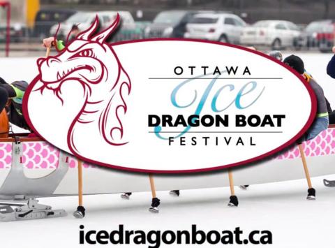dragon boat fundraising - Dragon Fly Black