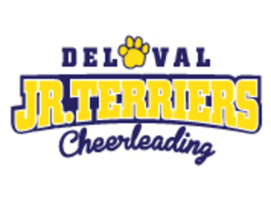 Del Val Jr. Terriers Varsity Cheer
