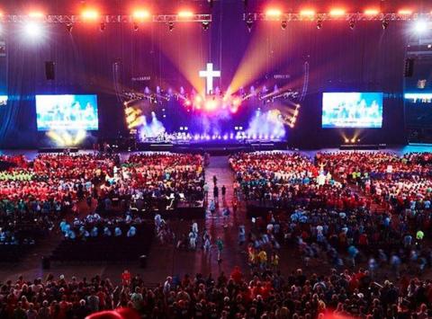 church & faith fundraising - Fill the BUS to NYG