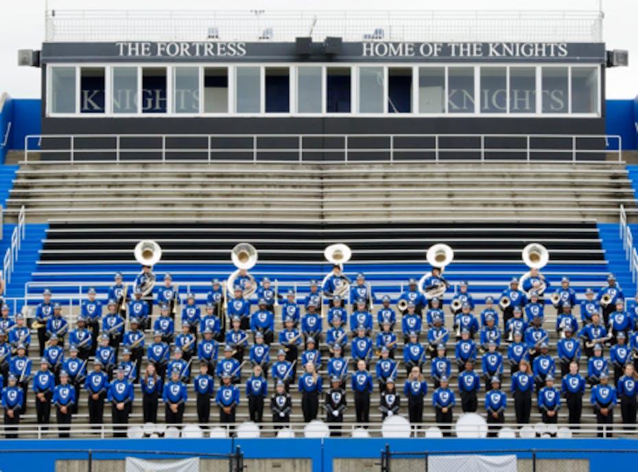 Centennial HS Band - Roswell, GA