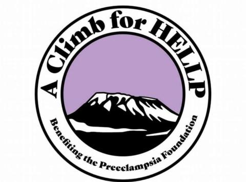 charity event - run, walk, or bike fundraising - A climb for HELLP