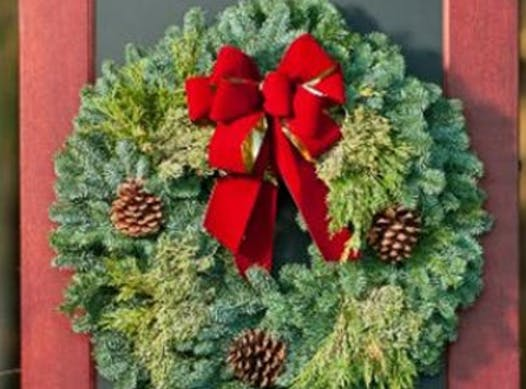 church & faith fundraising - 2018 Holiday Greenery