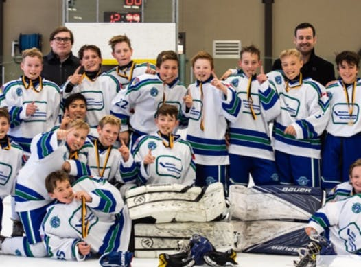 sports teams, athletes & associations fundraising - North Van Peewee A1 Storm
