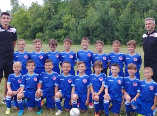soccer fundraising - Croatia Norval 2010 Boys