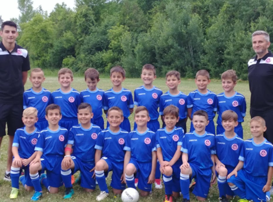 Croatia Norval 2010 Boys