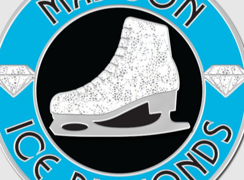 figure skating fundraising - Madison Ice Diamonds