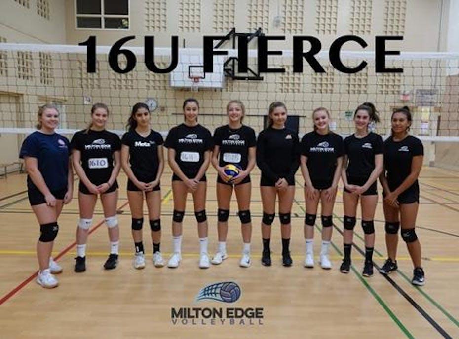 Milton Edge 16U Fierce
