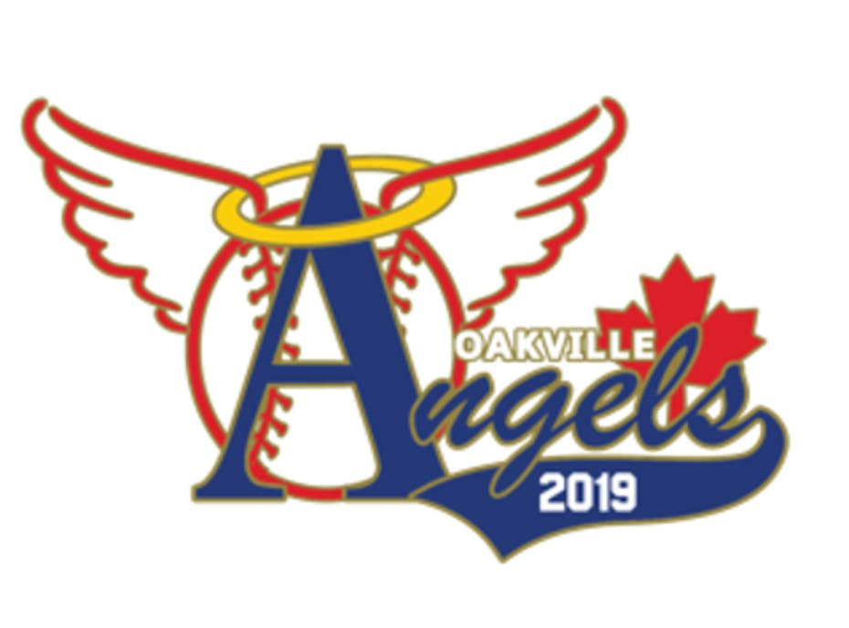Sr. Oakville Angels Girls Novice Rep Softball Team (2005)