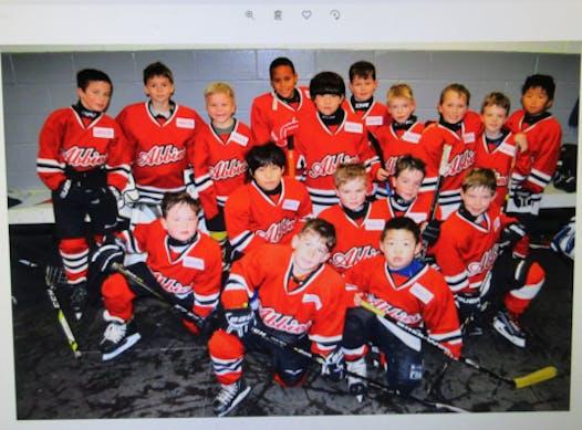ice hockey fundraising - Charlottetown Abbies Novice AA