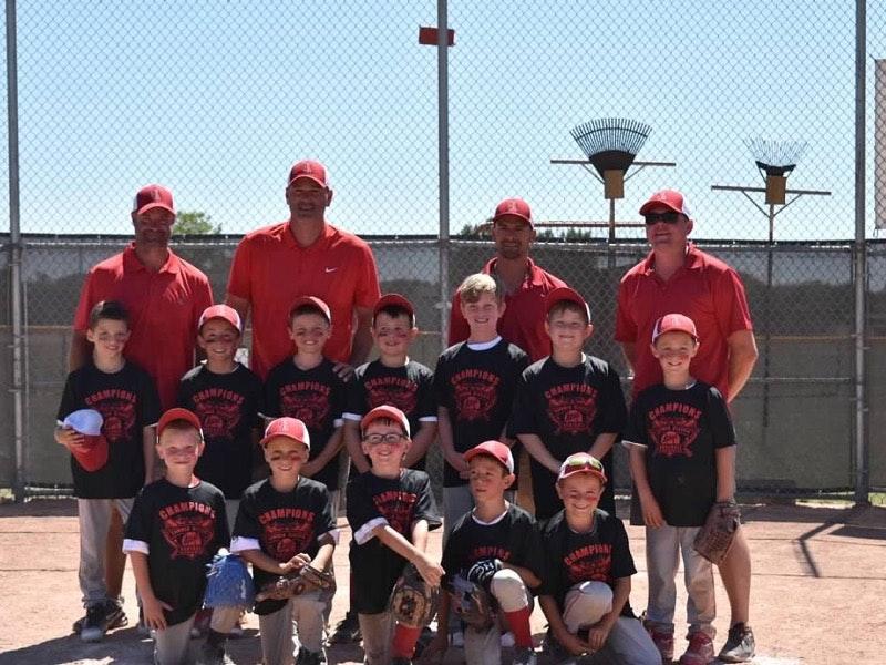 Canandaigua Braves 9U Travel Baseball