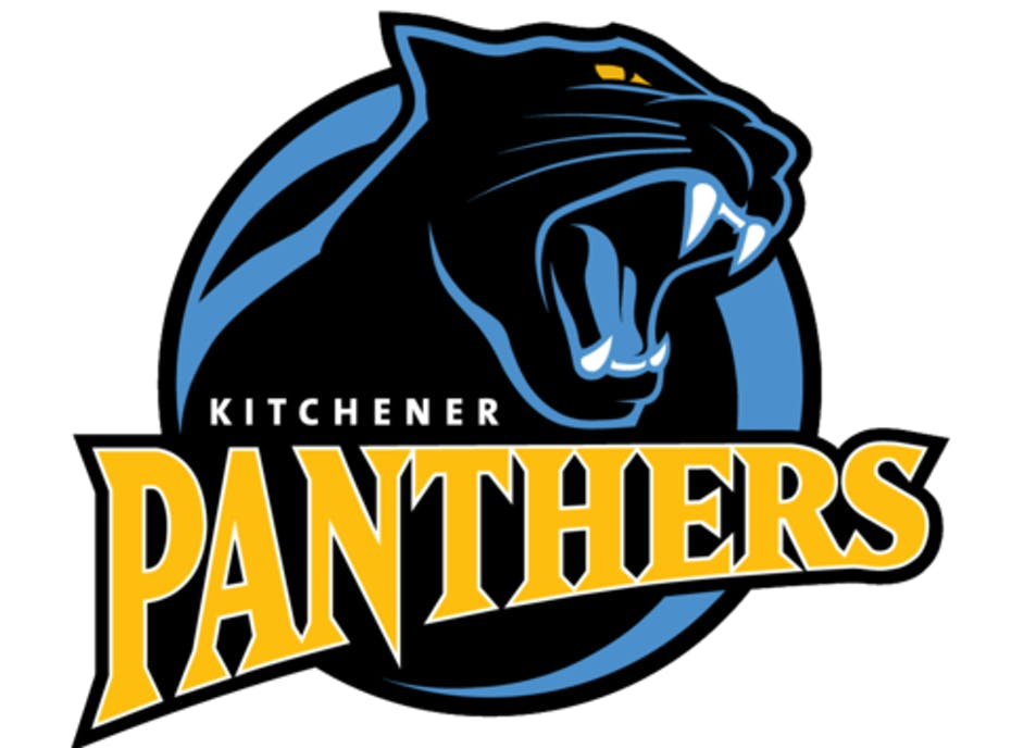 Kitchener Panthers 2007 AA