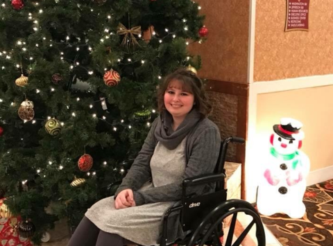 medical & healthcare fundraising - Alyssa's Butterflies Holiday Decorating Fundraiser