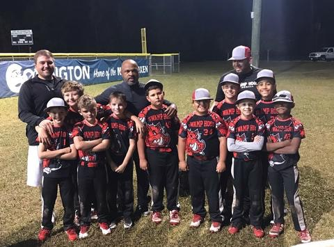 baseball fundraising - Swamp Hogs Baseball