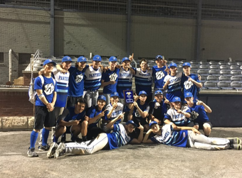 baseball fundraising - Wallkill Panthers