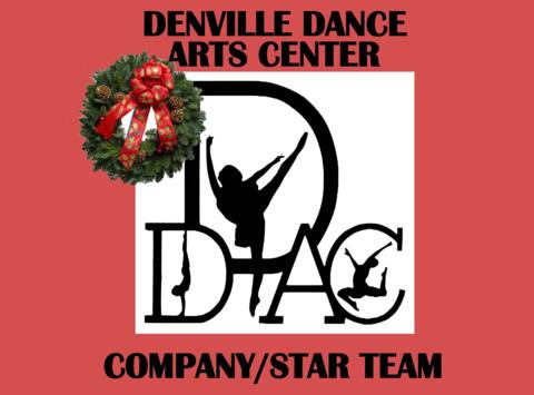 dance fundraising - DDAC Company/Star Holiday Sale 2018