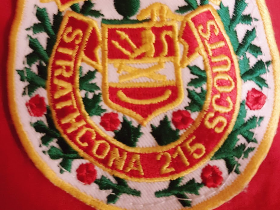 215 Strathcona Scouts