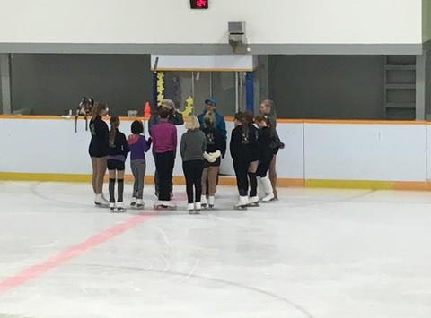 figure skating fundraising - MFSC