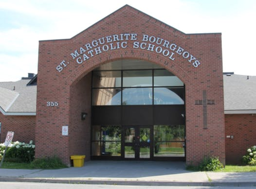 school improvement projects fundraising - St Marguerite Bourgeoys Catholic School