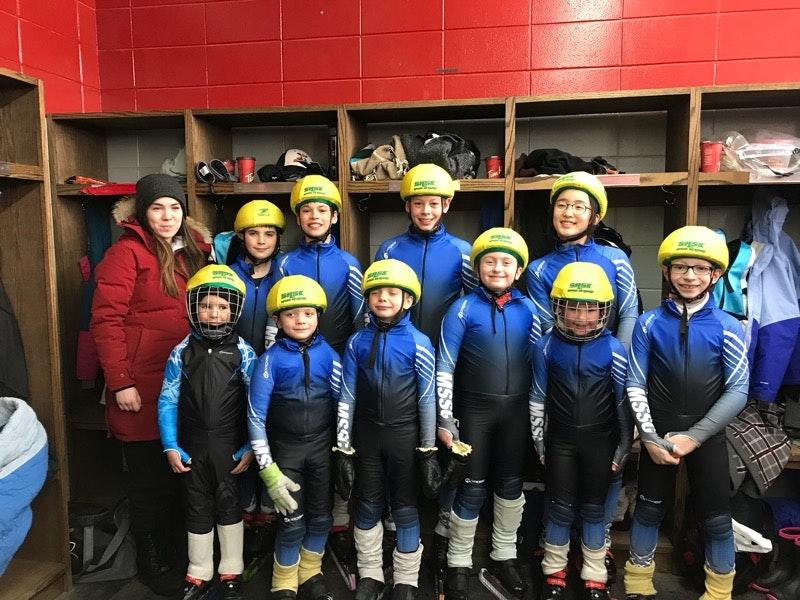 Melville Speed Skating Club