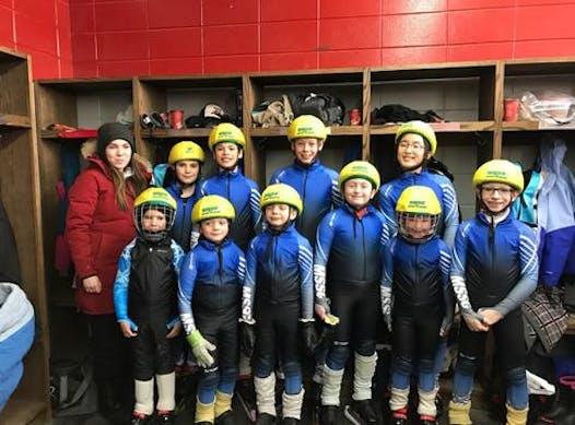 speed skating fundraising - Melville Speed Skating Club