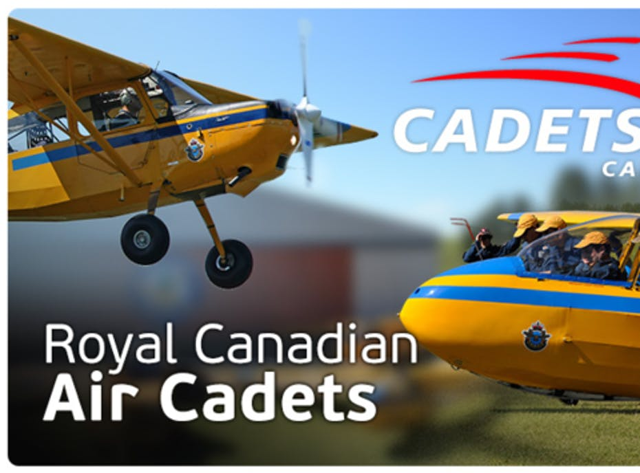 918 Air Cadets Sponsoring Committee Fundraiser