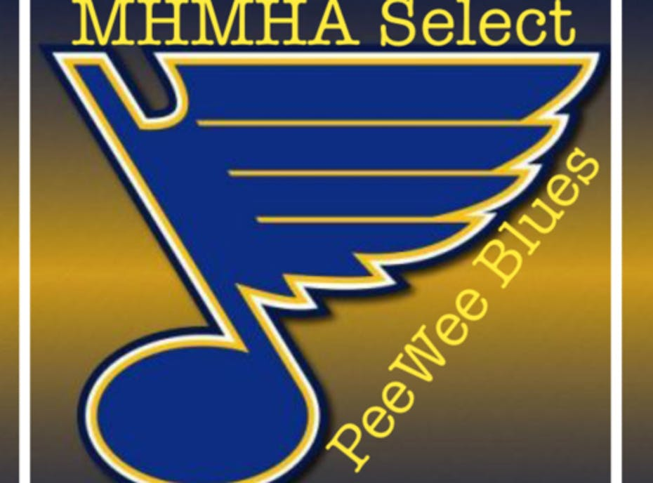 MHMHA Peewee Blues Select