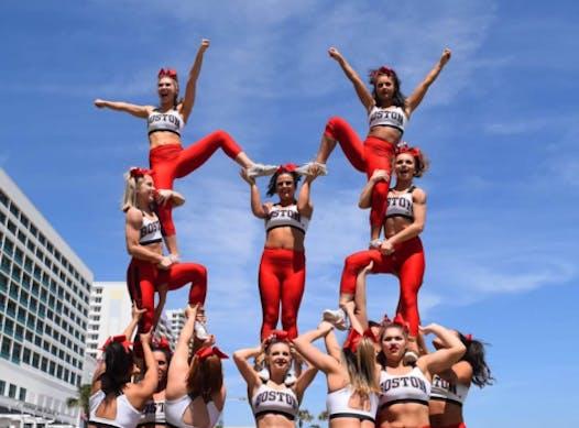 cheerleading fundraising - BU Cheerleading
