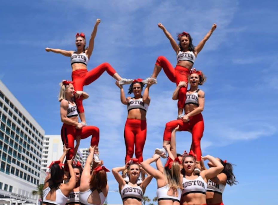 BU Cheerleading