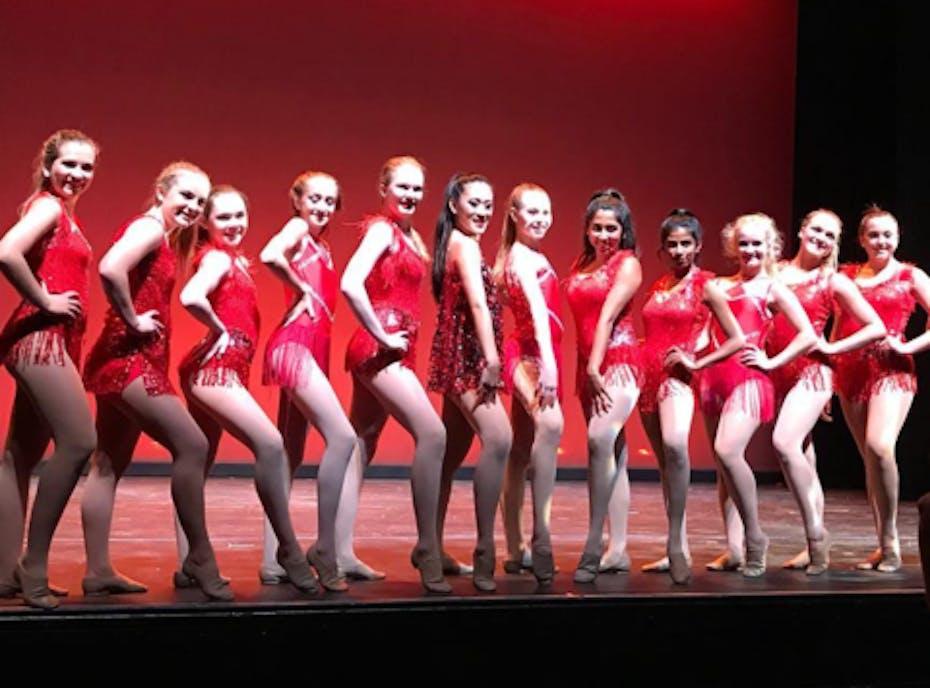 Dancespace Competition Teams