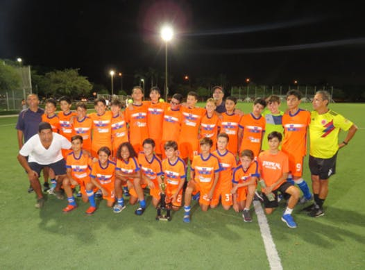 soccer fundraising - Tropical Impact