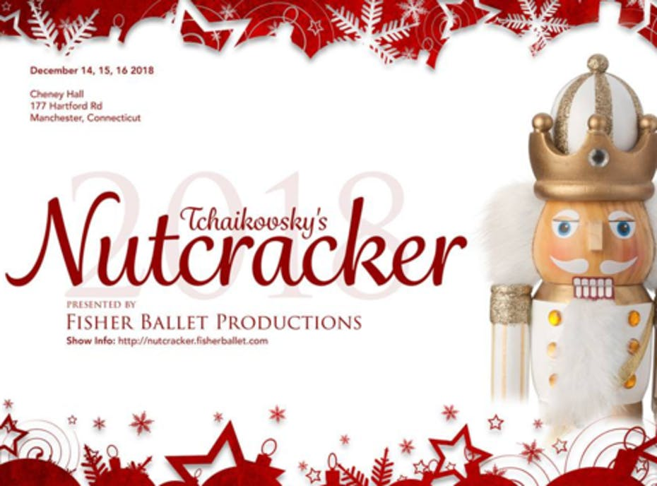 Fisher Ballet Nutcracker