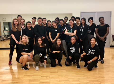 student clubs fundraising - Primo Dance Troupe