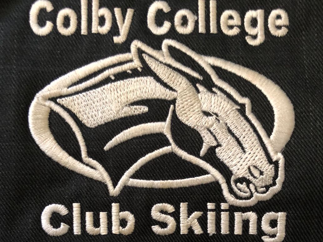 Colby College Club Skiing