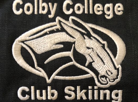 school sports fundraising - Colby College Club Skiing