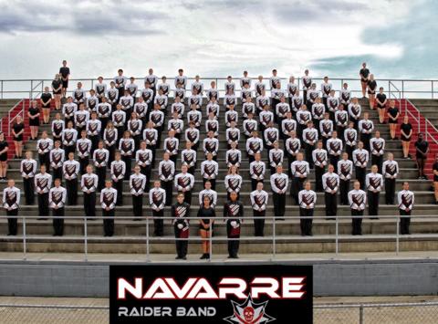 band fundraising - Navarre Band 2018