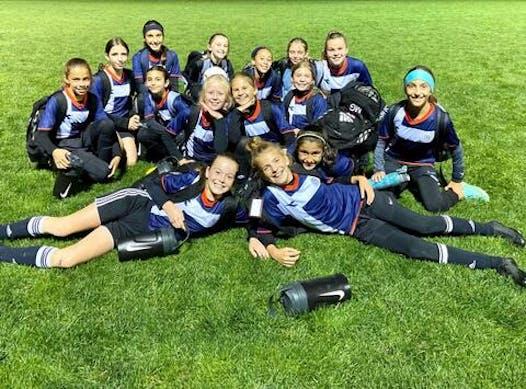 soccer fundraising - BSC Girls U12